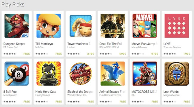 Google Play Search Optimization - App Icon