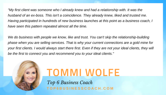 Tommi Wolfe quote