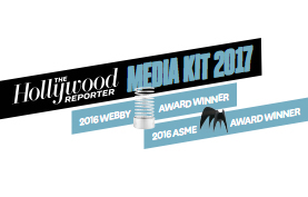 The Hollywood Reporter Reminds Partners It's a Webby Winner