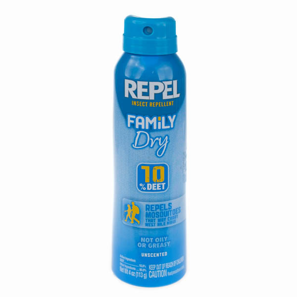 Repel Dry Family Insect Repellent