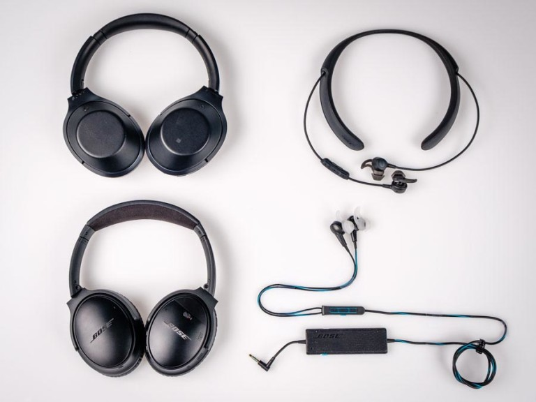 Finalists for Noise Canceling Headphones