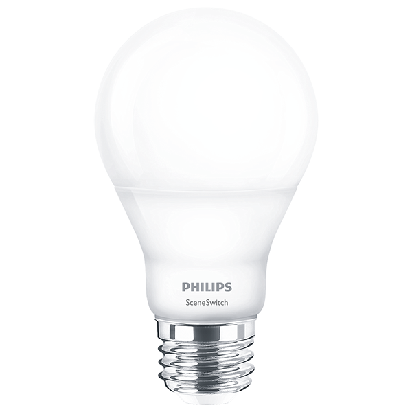 Philips SceneSwitch 60W Equivalent LED
