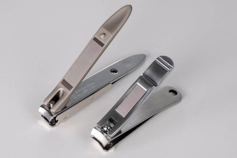 Size Close-up for Nail Clippers