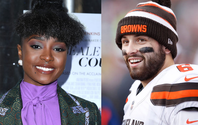 KiKi Layne & Baker Mayfield