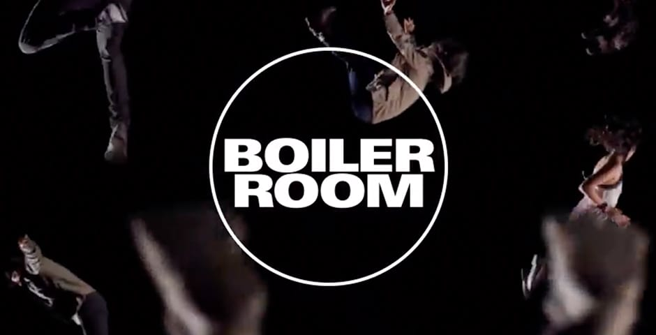 Migrant Sound by Boiler Room