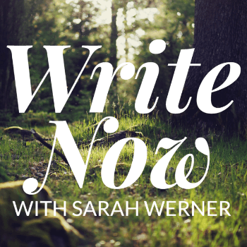 Writing Podcasts: Write Now