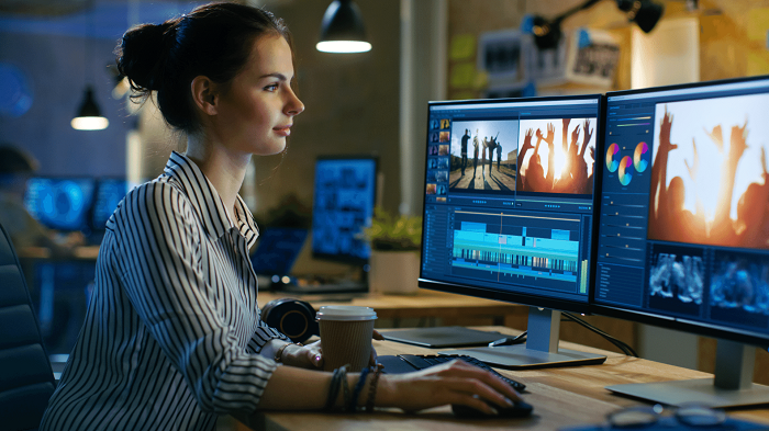 online jobs video editor