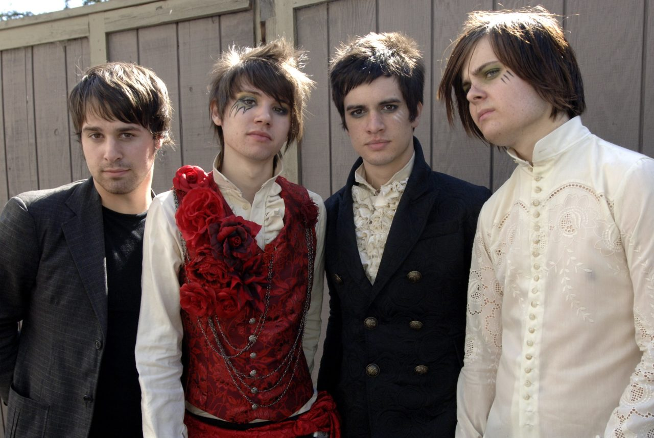 Panic! At the Disco BFD 2006 at Mountain View
