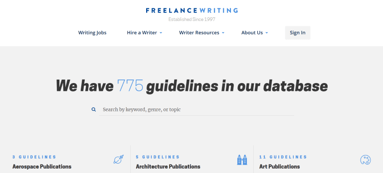 how to become a writer freelance writing guidelines