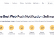 pushengage-review-pushenage-homepage.png